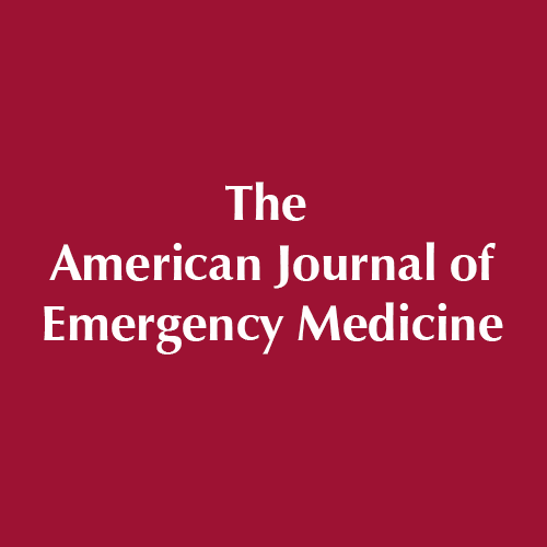 american journal emergency medicine